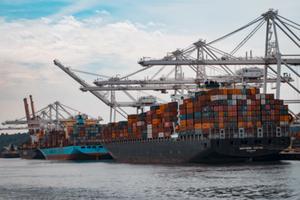 Trafic annuel de marchandises en transit par nature de produits en tonnes de 2007 à 2010