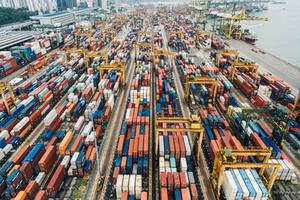 Principaux produits importés et exportés en 2008