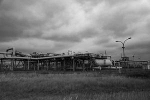 Liste des dépôts pétroliers et leurs capacités respectives
