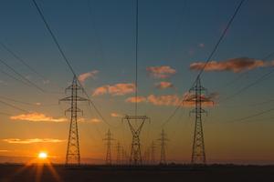 Production nette d'énergie électrique de 2008 à 2012