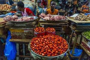 Mise à jour des prix de gros et de détails sur certains marchés de la Côte d'Ivoire en 2016